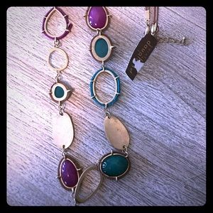 Jewelry - NWT long necklace. Perfect for Fall.